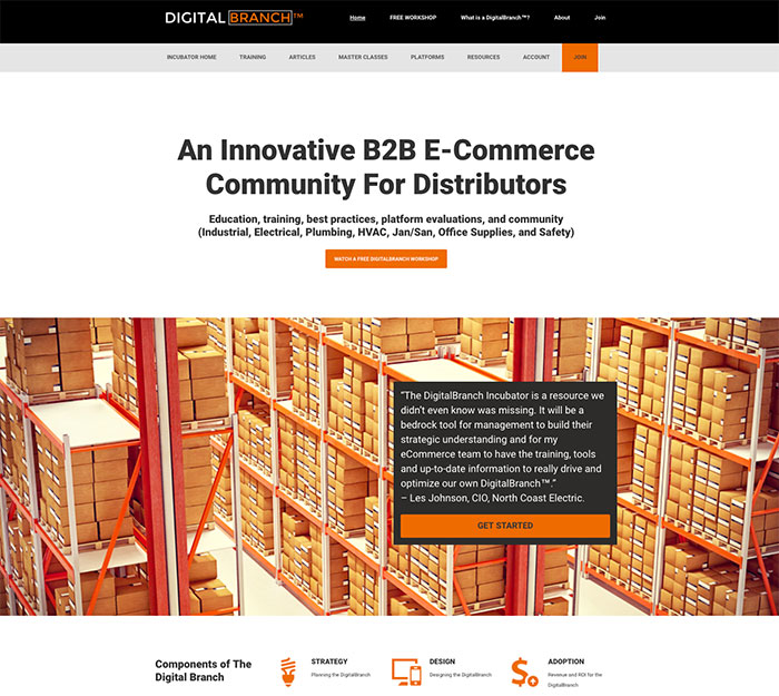 B2X Partners Launches Website for Distributors