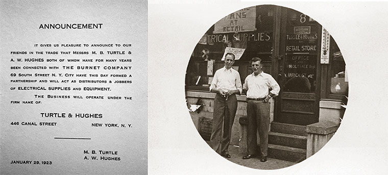 Turtle and Hughes Celebrates 95 Years in Business