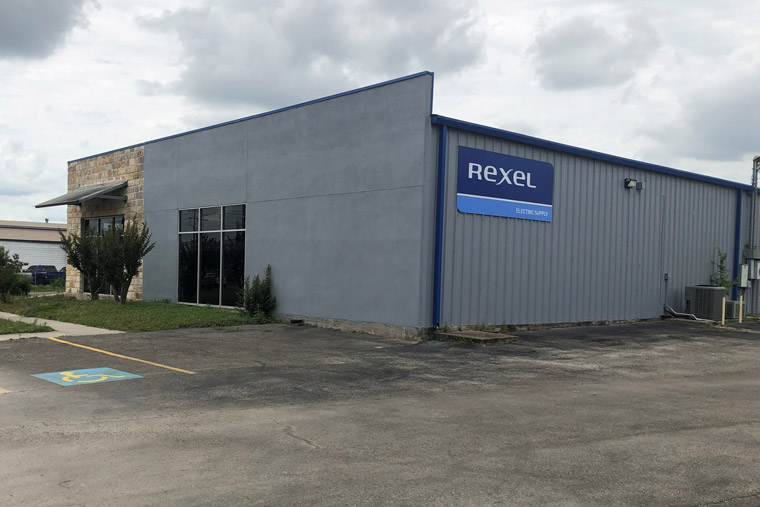 Rexel Expands in Texas