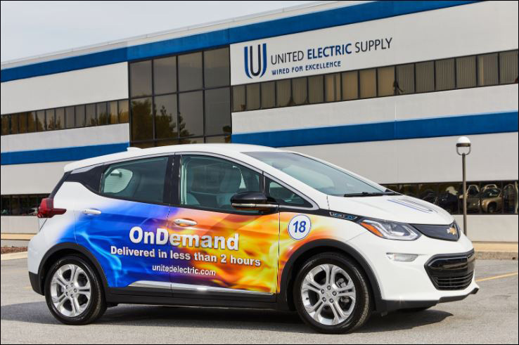 United Electric Introduces OnDemand Delivery