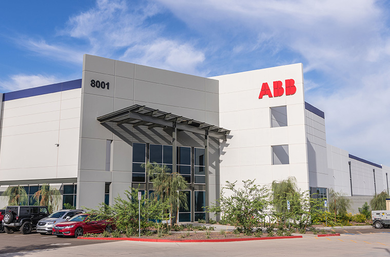 ABB Opens New Distribution Center in Phoenix