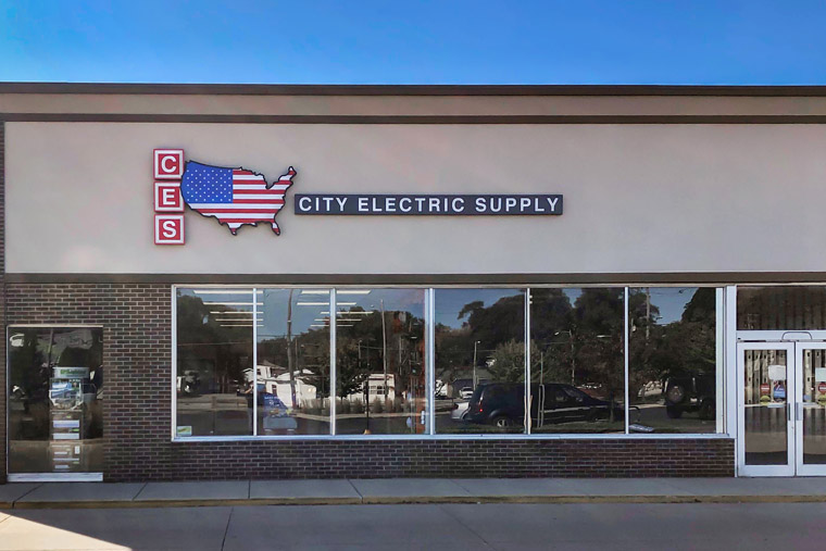 City Electric Supply Opens New Store in Kenosha
