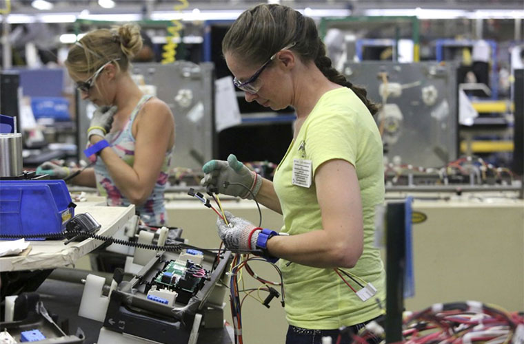 US Productivity Growth Unrevised in Q1